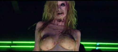 Naked zombie tits