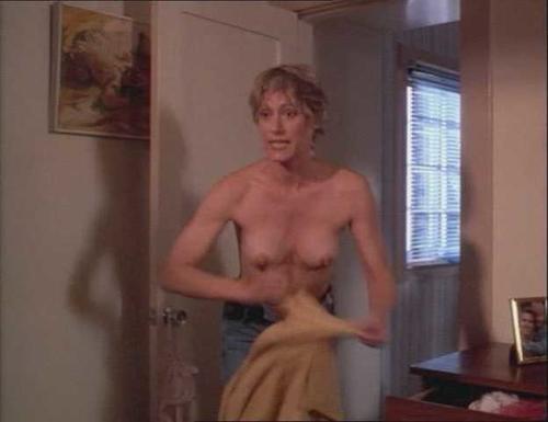 Sandahl bergman naked