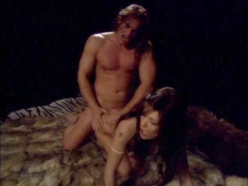 Bikini cavegirl sex scene