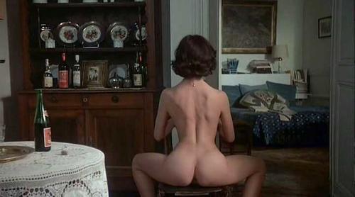 The unbearable lightness of being sex scene