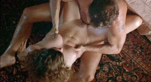 Carre otis and mickey rourke sex scene think