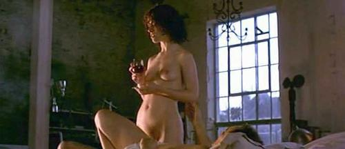 Rebecca ferguson rides a guy in the white queen - 1 part 7