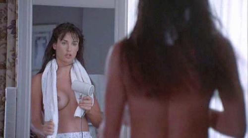 Demi moore striptease naked