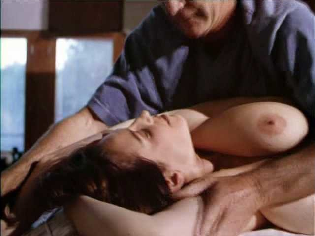 Full body massage sex scene