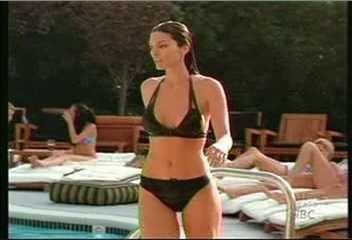 Alana de la garza swimsuit nude