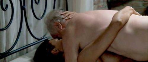 Carole bouquet sex scene