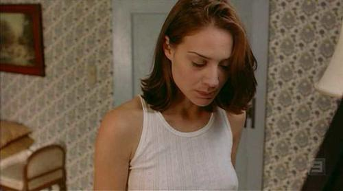 Have Claire forlani shower nude are
