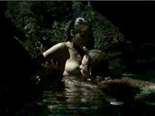 Bridgette bako dark tide sex scene