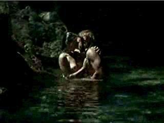 Sex scene in dark tide