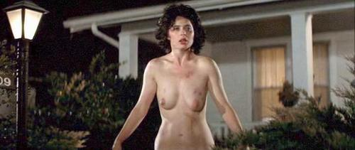 Isabella Rossellini  nackt