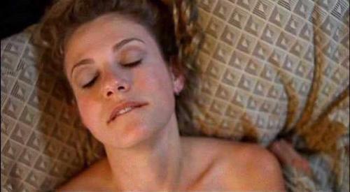 orgasm scene Debs