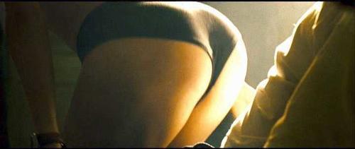 Sexy Keyra Panties Down