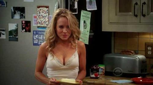 Melissa two and a half men