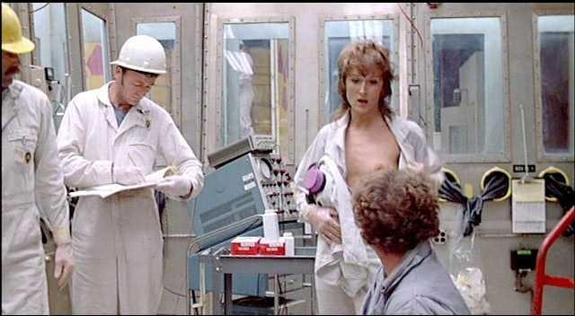 Meryl streep nude silkwood agree, this