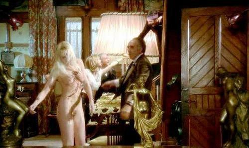 Solange nackt Blondeau La Grande