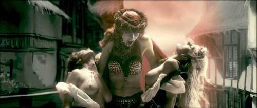 lesbian vampire killers nude