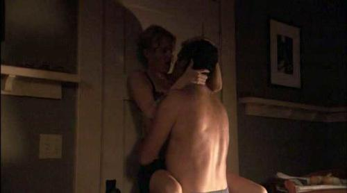 Laurel Holloman And Huge Tits Lenka Stolar Lesbian Sex Scene In The L World