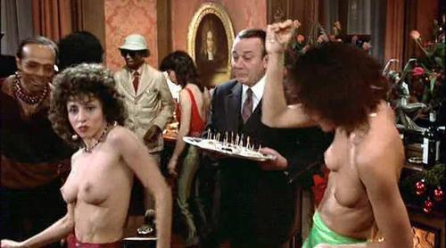 Trading places nude scene