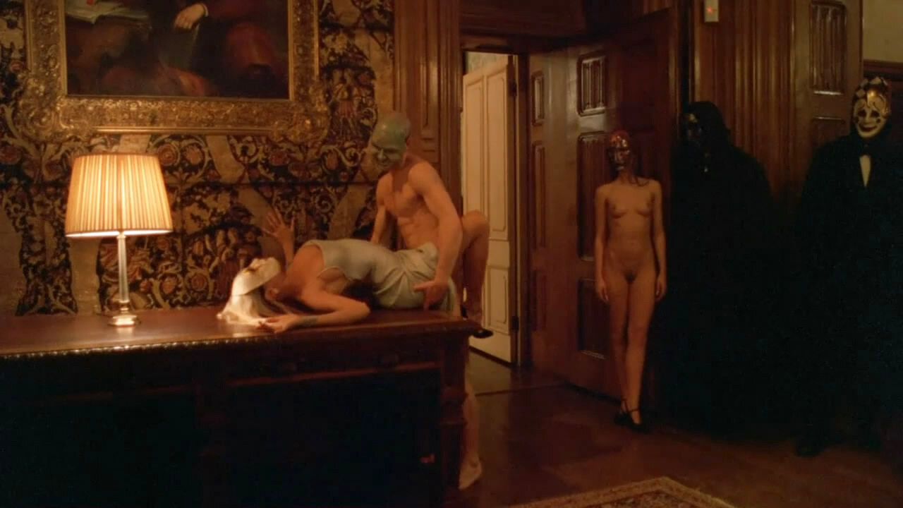 Eyes wide shut sex scene